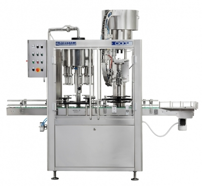 FILLING LINE for BVS 30X60 CIAO +